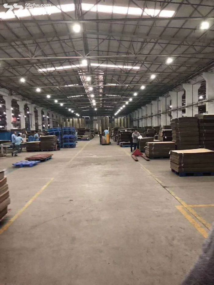 2凤岗近平湖9米高标准电商物流仓库钢结构厂房出租3万-图(2)