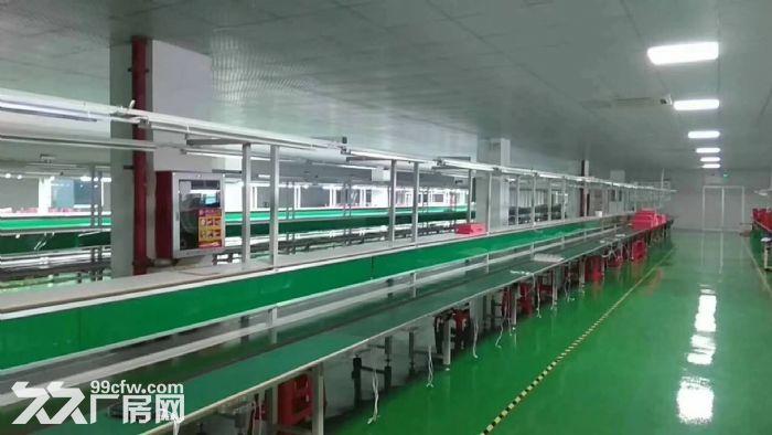 沙井后亭新出红本一楼1200平精装厂房出租可办环评-图(5)
