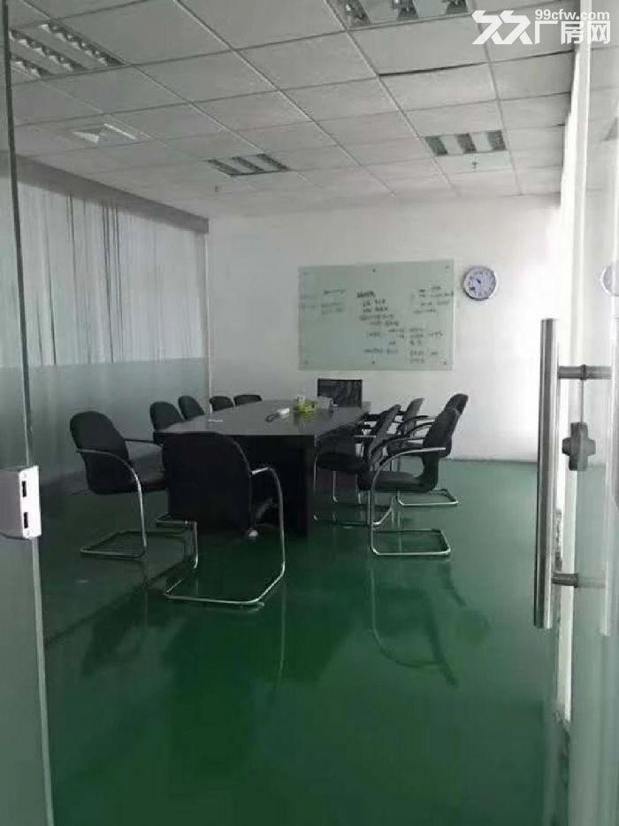 沙井后亭新出红本一楼1200平精装厂房出租可办环评-图(7)