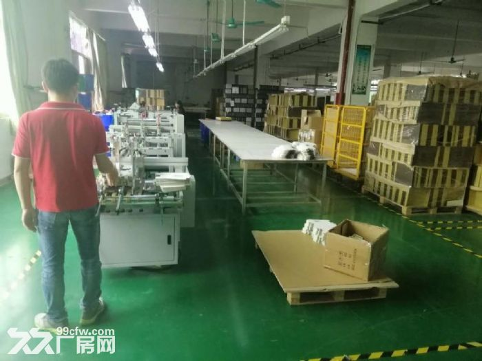 龙岗地铁口2000平电商办公厂房出租100平起分租-图(5)