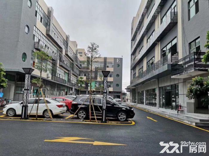 龙岗地铁口2000平电商办公厂房出租100平起分租-图(2)