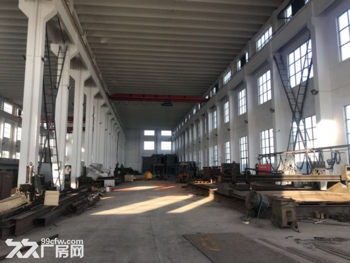 新出滨湖胡埭附近2000平标准机械厂房-图(2)