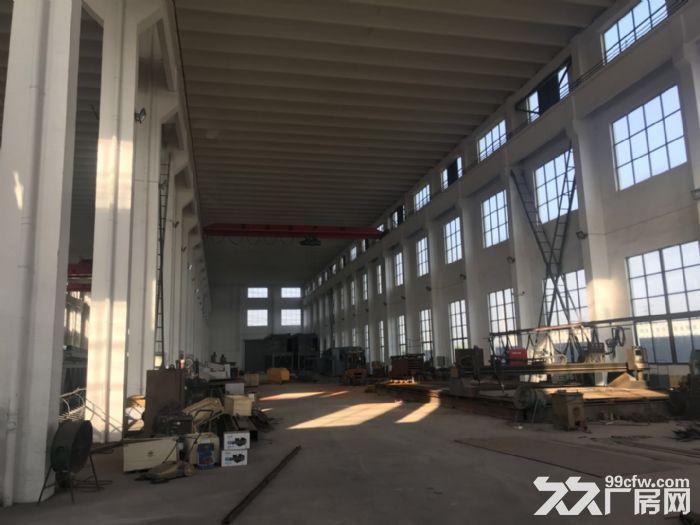 新出滨湖胡埭附近2000平标准机械厂房-图(1)