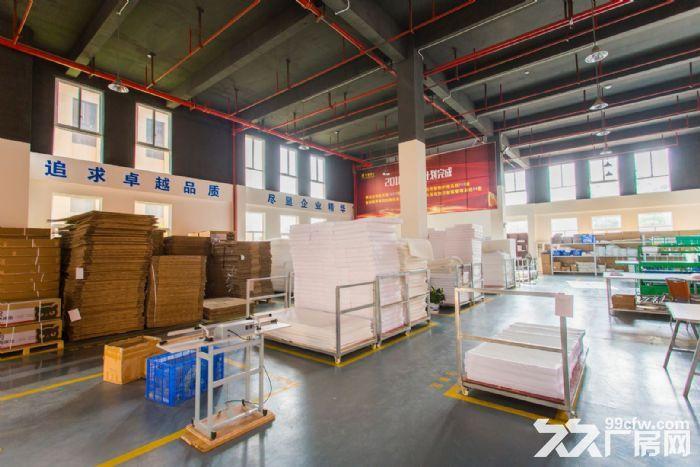 武汉50年产权,双证齐全,紧邻区中心,7.2米层高独栋厂房,可按揭。-图(1)