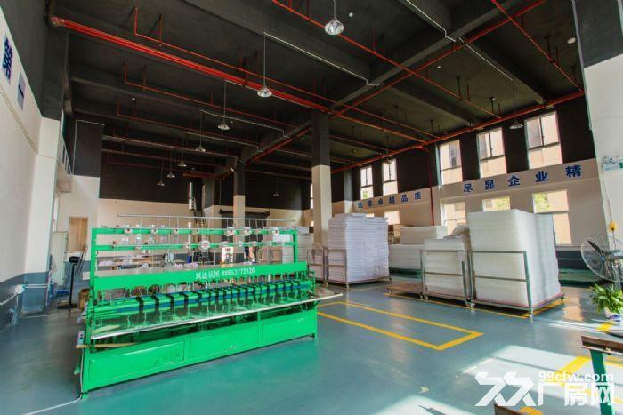 武汉50年产权,双证齐全,紧邻区中心,7.2米层高独栋厂房,可按揭。-图(3)