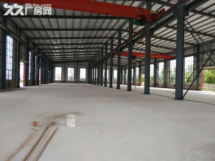 全新标准化厂房对外招租-图(1)
