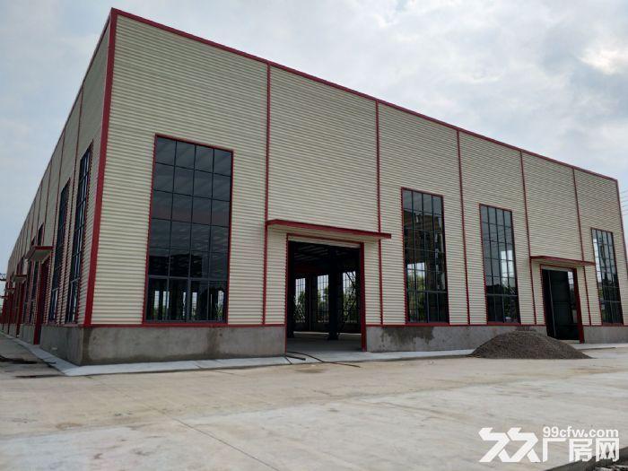 全新标准化厂房对外招租-图(5)