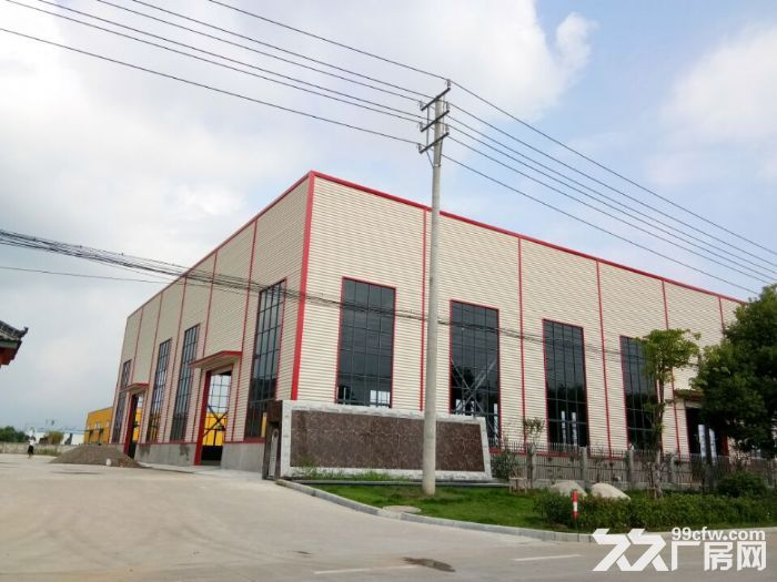 全新标准化厂房对外招租-图(8)
