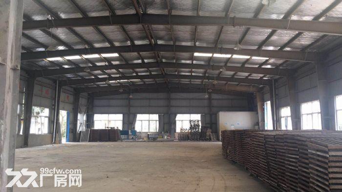 厂房出租,长淮卫镇附近钢结构厂房,面积500−1500各几间,可整租,可分租,-图(1)