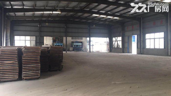 厂房出租,长淮卫镇附近钢结构厂房,面积500−1500各几间,可整租,可分租,-图(2)