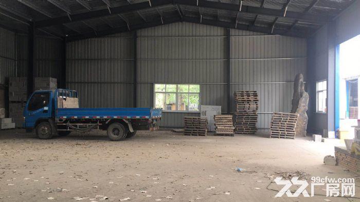 厂房出租,长淮卫镇附近钢结构厂房,面积500−1500各几间,可整租,可分租,-图(4)