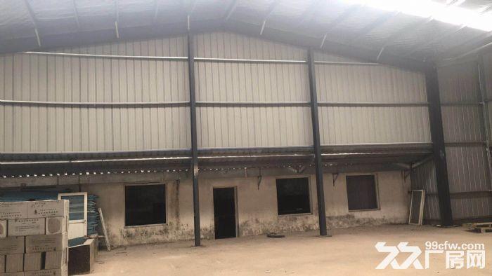 厂房出租,长淮卫镇附近钢结构厂房,面积500−1500各几间,可整租,可分租,-图(5)