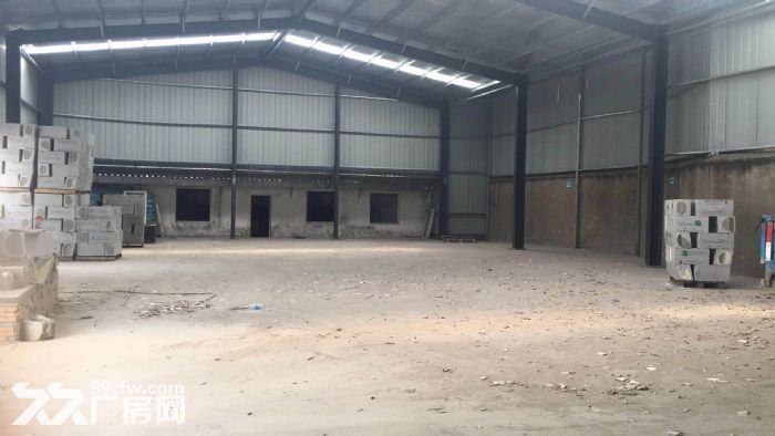 厂房出租,长淮卫镇附近钢结构厂房,面积500−1500各几间,可整租,可分租,-图(6)