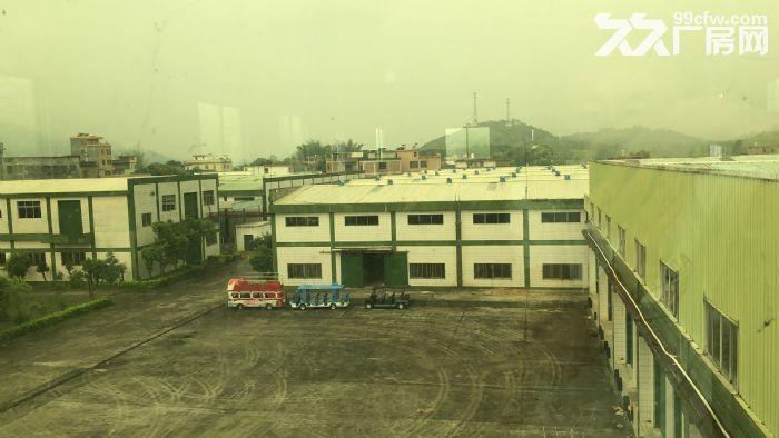 出租工业厂房独门独院可分租证件齐全54000平米有宿舍办公楼带装修-图(1)