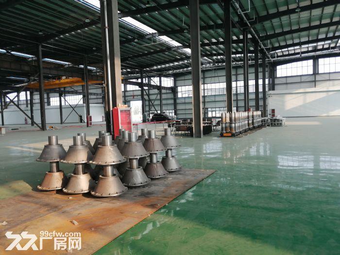 潍坊滨海新区厂房出租钢结构厂房出租-图(1)
