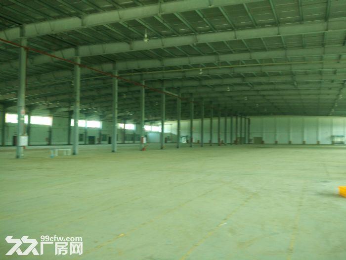 永和独门独院35亩12000钢结构招租-图(1)