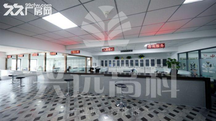 73平米精装办公室直租可免费注册公司-图(3)