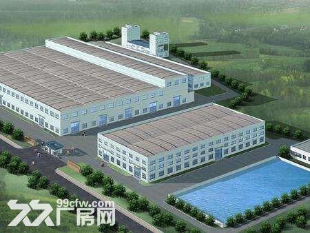 南安20000平钢结构厂房出租-图(1)