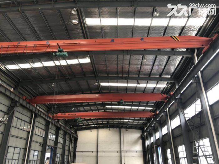 标准化厂房,设施齐全-图(3)