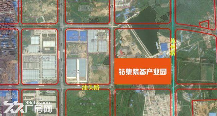 日照经济开发区钻集智能装备产业园厂房出售-图(1)
