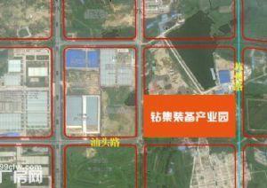 日照经济开发区钻集智能装备产业园厂房出售
