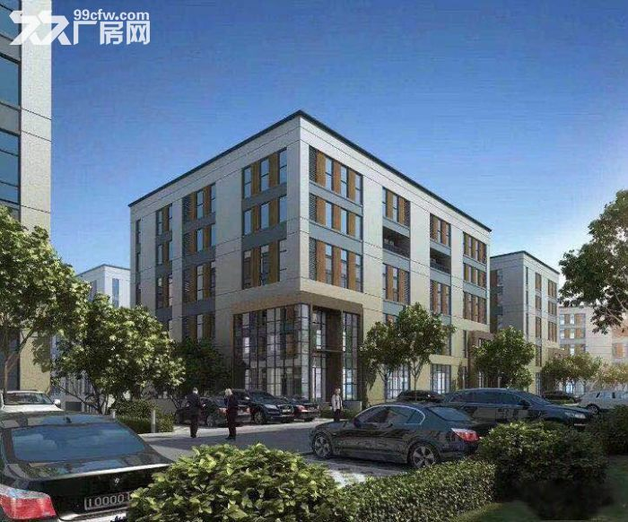 南京江北新区50年产权厂房出售-图(2)