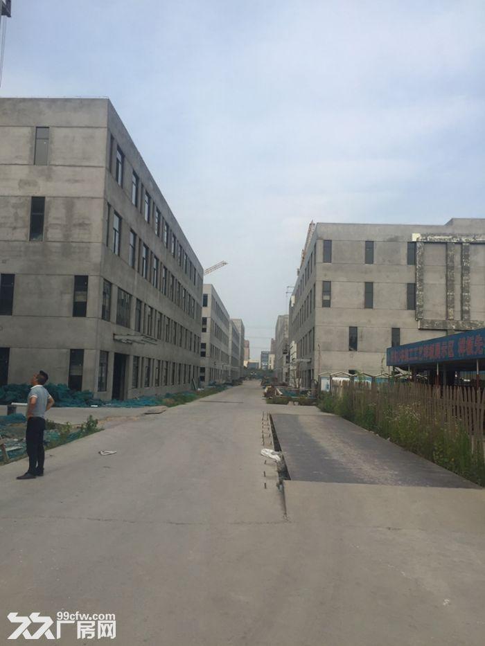 南京江北新区50年产权厂房出售-图(5)