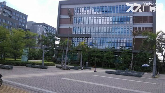 靓!花山独院35000平米化妆品厂房出租其他行业也可-图(1)