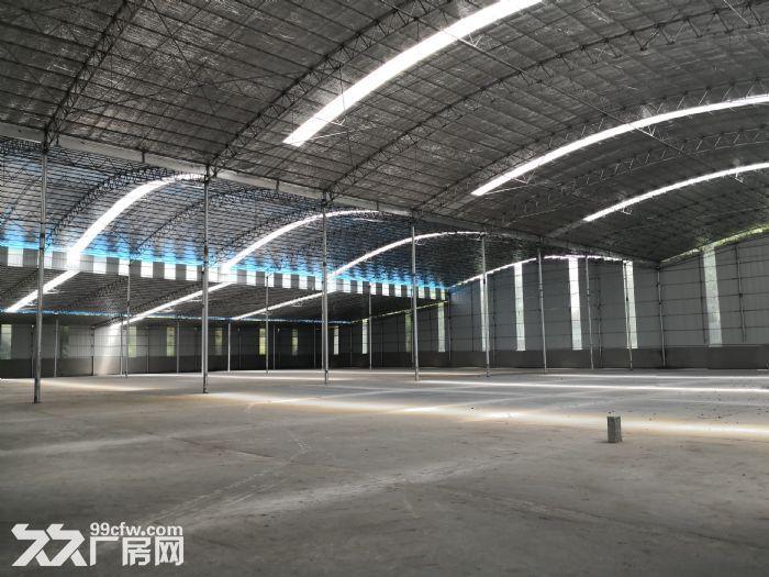 柳南新农贸附近新建钢架带隔热仓库厂房出租-图(3)