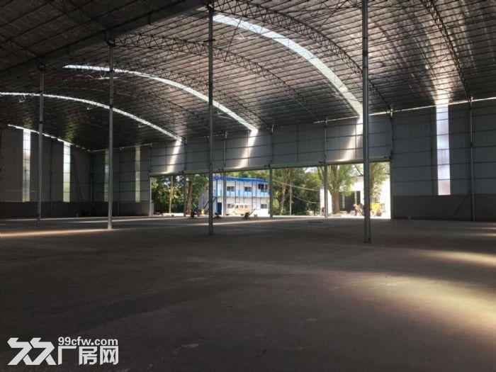 柳南新农贸附近新建钢架带隔热仓库厂房出租-图(4)