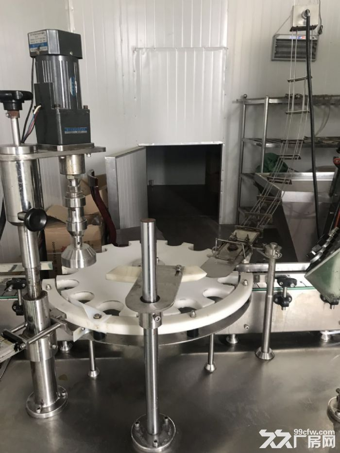 食品车间出租辣椒酱生产车间设备整租-图(2)