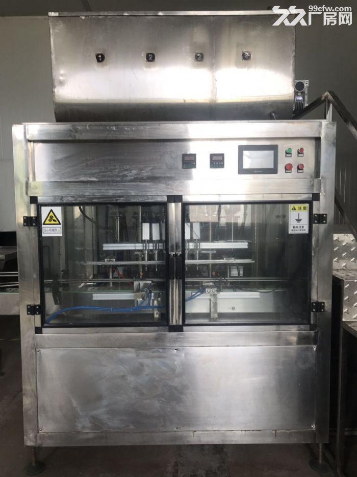 食品车间出租辣椒酱生产车间设备整租-图(1)
