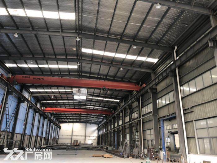 方巷镇创业园重型标准化厂房-图(1)