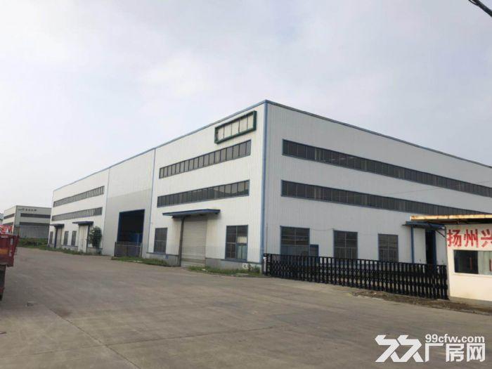 方巷镇创业园重型标准化厂房-图(2)