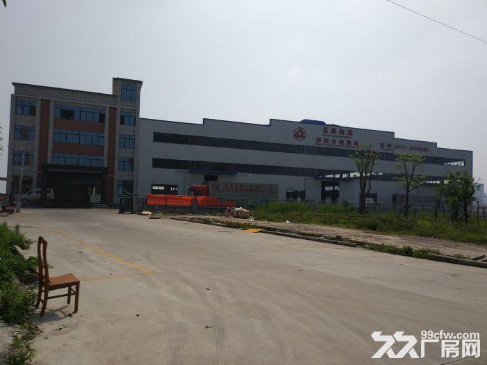 出租河西工业园10075㎡厂房,2000㎡办公楼-图(1)