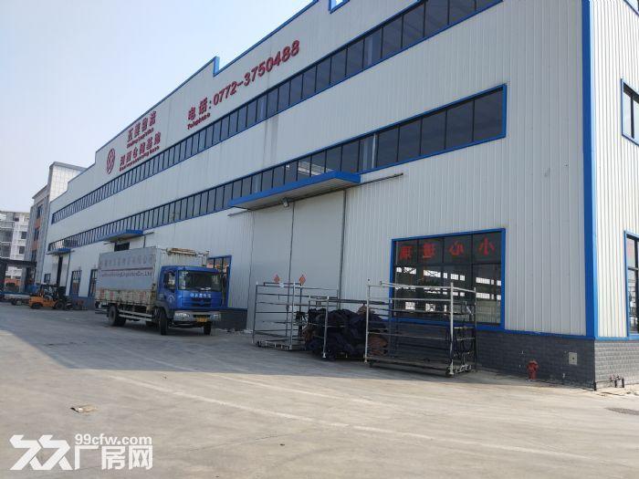 出租河西工业园10075㎡厂房,2000㎡办公楼-图(2)