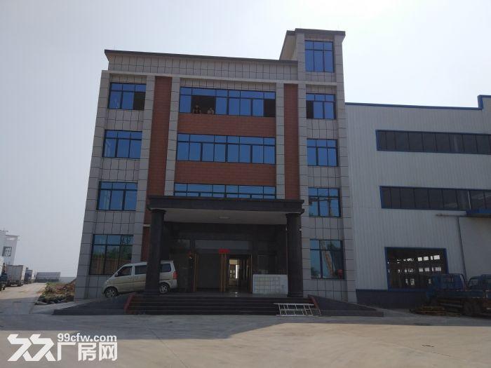 出租河西工业园10075㎡厂房,2000㎡办公楼-图(3)