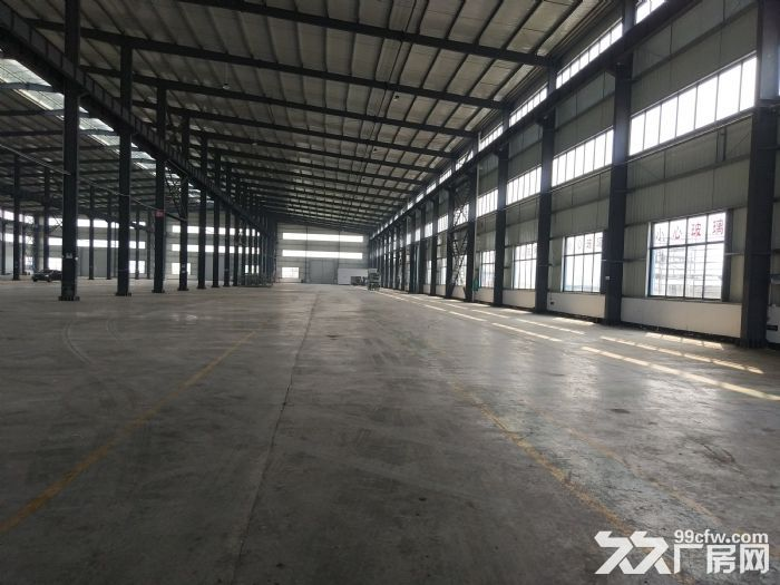 出租河西工业园10075㎡厂房,2000㎡办公楼-图(7)