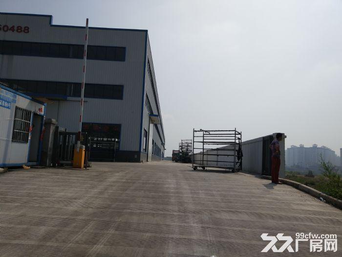 出租河西工业园10075㎡厂房,2000㎡办公楼-图(8)