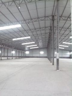 标准钢构7000平米13元适合建材五金物流在国道边-图(1)