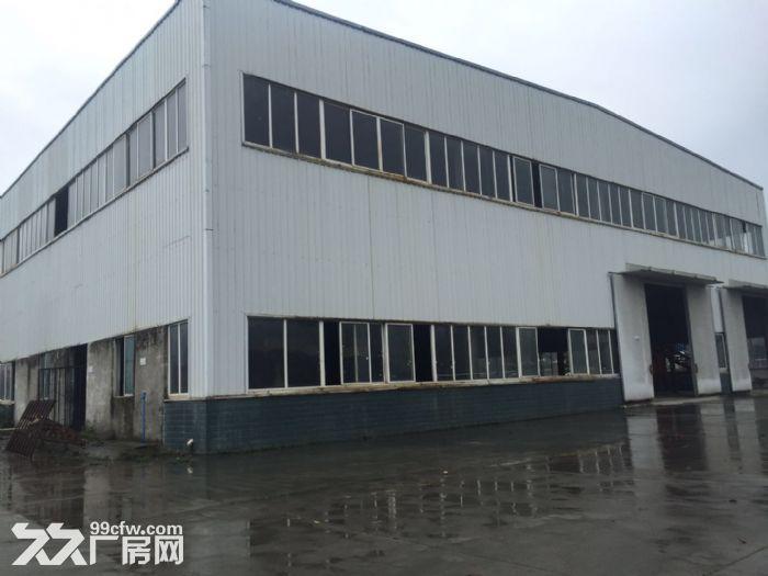出租温江浩旺产业园标准厂房1500——18000(非中介)-图(2)