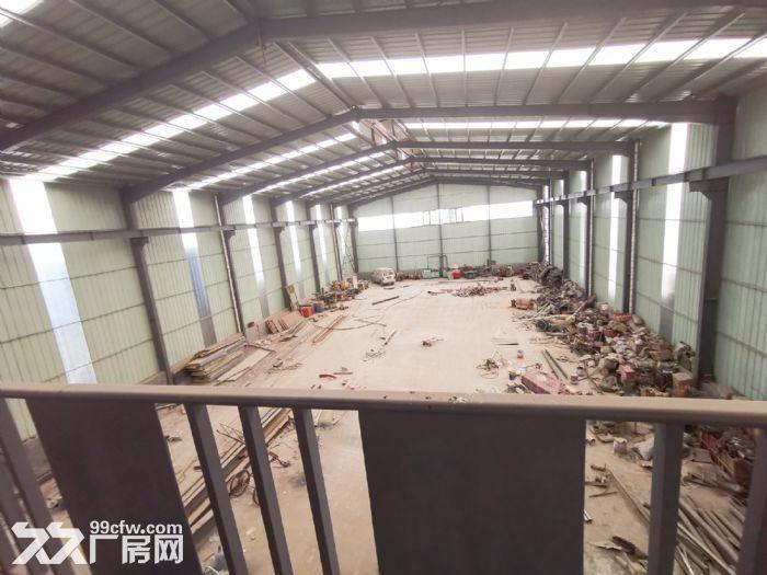 标准化全新厂房钢结构混凝土厂房-图(3)