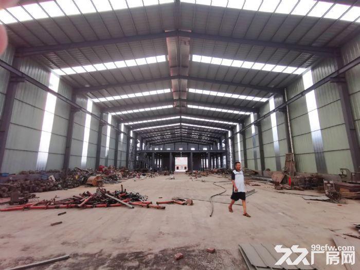 标准化全新厂房钢结构混凝土厂房-图(5)