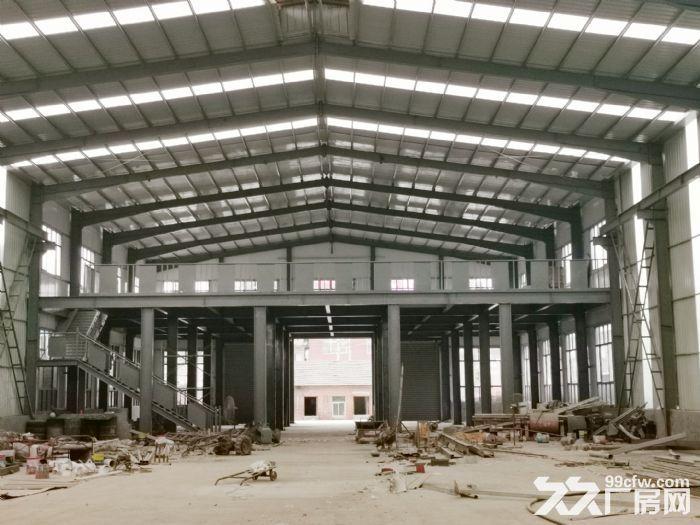 标准化全新厂房钢结构混凝土厂房-图(6)