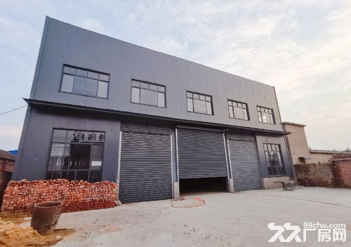 标准化全新厂房钢结构混凝土厂房-图(7)