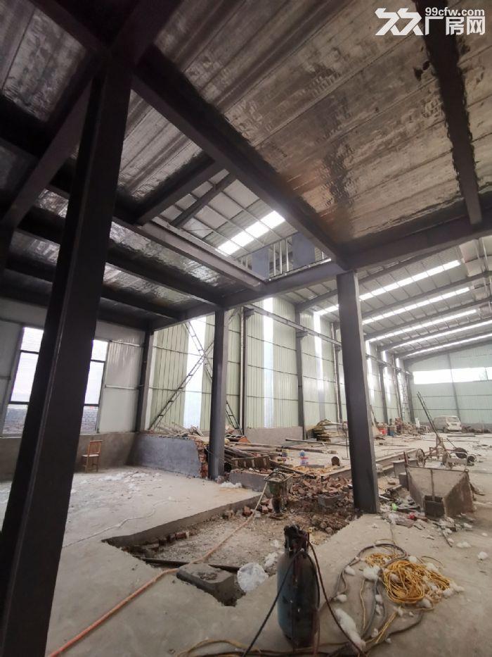 标准化全新厂房钢结构混凝土厂房-图(8)