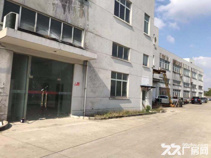 浦东康桥一手房东直租1400平二楼厂房办公、仓库、车间都行!有电梯,有产证-图(2)