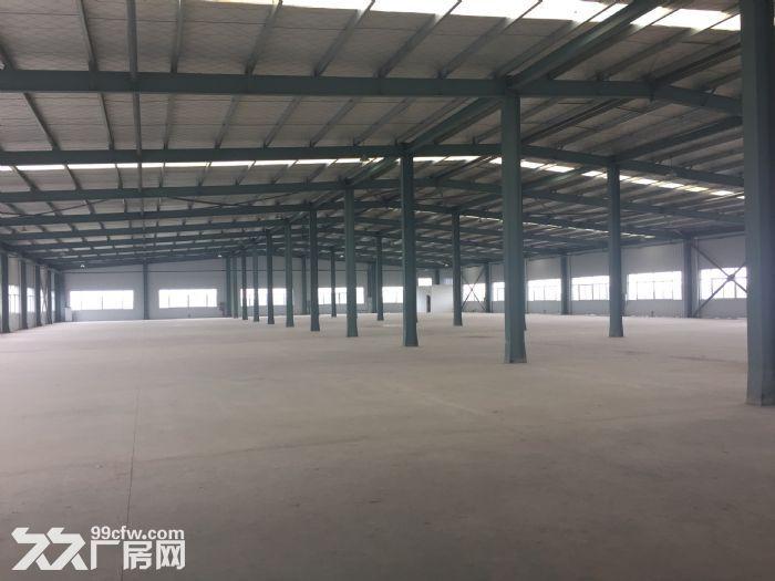沌口军山科技产业园1600平米三楼厂房出租带3吨货梯-图(5)