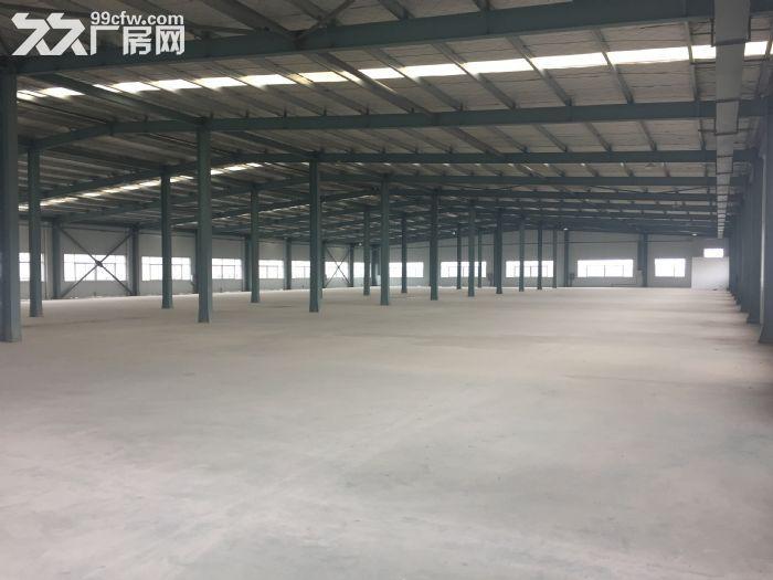 沌口军山科技产业园1600平米三楼厂房出租带3吨货梯-图(6)