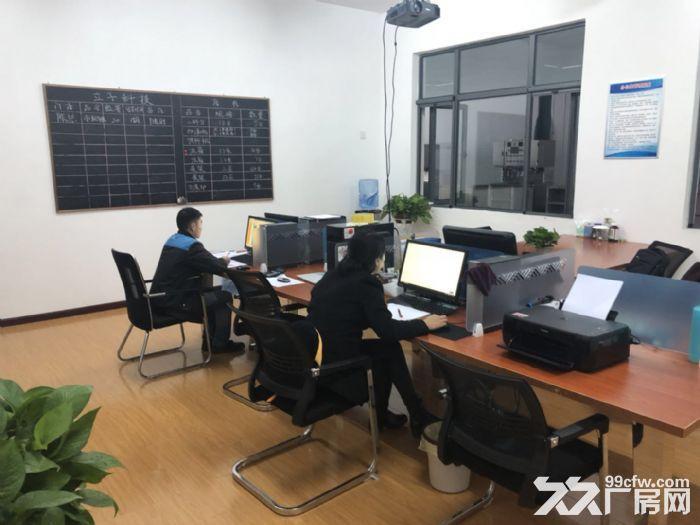 沌口军山科技产业园1600平米三楼厂房出租带3吨货梯-图(8)